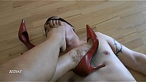 Leyl@ Shoe And Foot Worship POV صورة