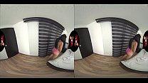 VR First Porn Shoot Thumbnail