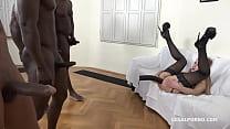 Emily Ross gaping anal