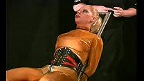Bondage show with tit torment's Thumb