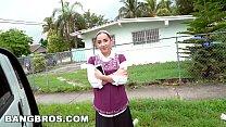 BANGBROS - No Regrets with Becky Sins on The Bang Bus! (bb16017) Thumbnail