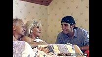 Older mature couple  threesome's Thumb
