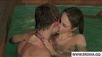 Nice teen orgy in the pool - WWW.FAPLIX.COM's Thumb
