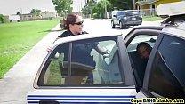Female cops who love sucking and fucking  black guys who smoke Crystal meth Thumbnail