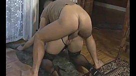 Nude Male massaging