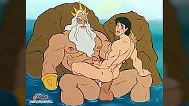 Goku and gohan naked gay movie