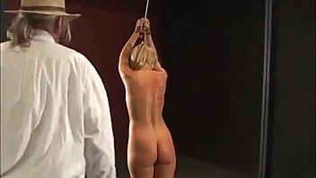 xxx Tortured and flogged blonde woman spanking animated gifs
