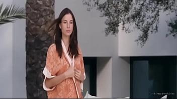 Kacey Barnfield Blood Orange 2015 outdoor nude