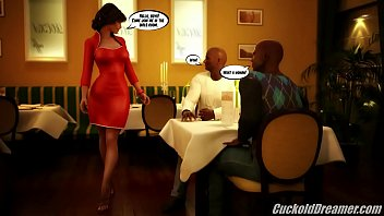 Wedding Anniversary Hotwife Interracial Gangbang Cuckold Video Comics