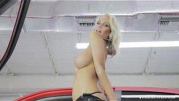 Andrea Jarova in Import Model