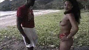 Naked african wild girl