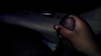 Black man masturbates til he cums