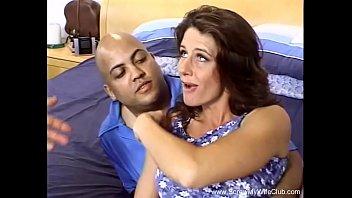 husband loves watching wife take anal