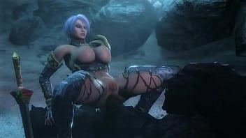 Isabella Valentine anal