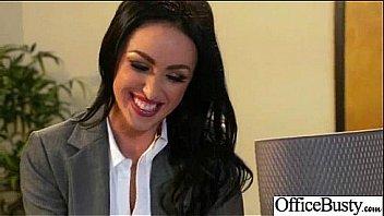 Office Girl (breanne benson) With...