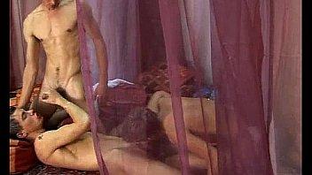 Super horny twink threesome