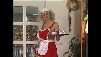severina big tits maid