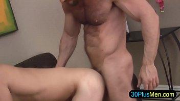 Luke desmond suck aaron cage before fucking anal