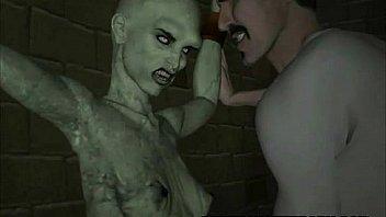 Lesbische Zombie Porn