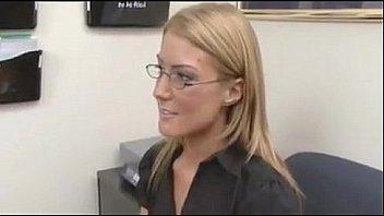 Milf in lesbian job interview charming