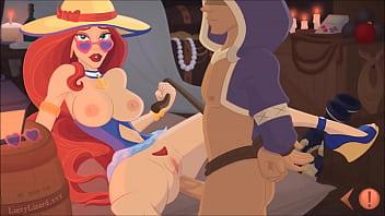 Miss Fortune Nude Spotlight