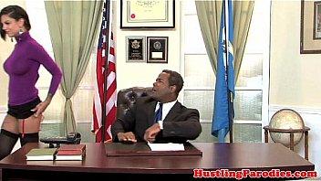 Presidenziale orgia