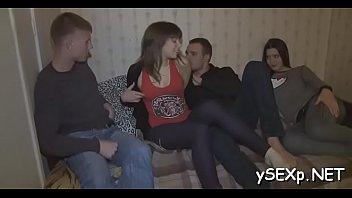 Women ass licking