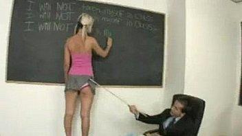 school girl gets fucked by teacher