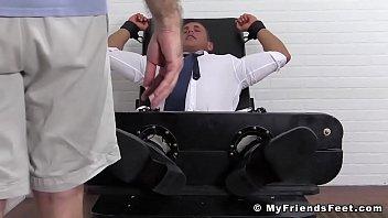 Threeway Feet Tickling