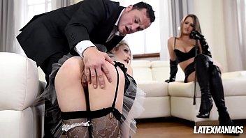 Latex porrfilm och hardporr BDSM...