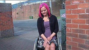 Wheelchair porn be slave sexy para