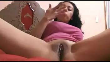 Vintage nude woman having sex