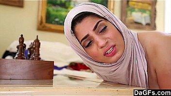 Dagfs arabic chick nadia ali tastes white cock Part 7 10