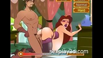 3D porno cartoni animati video