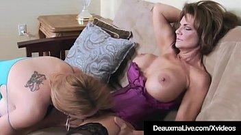 Černochov na Cougars porno