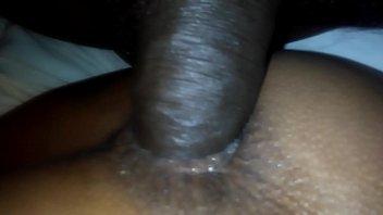 Sleeping deep anal