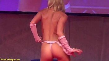 Nude tan line ass