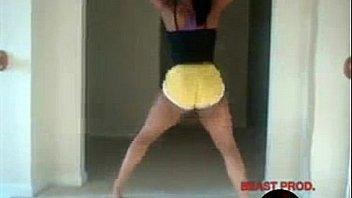 Black girls twerking
