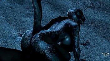 Argonian uncensored Naked women