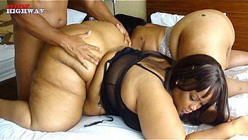 Big butt red thunda does her first porn-2386
