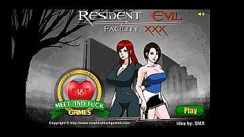 Порно Гифки Ады Из Resident Evil 2