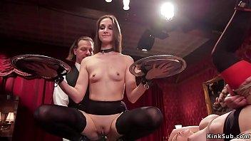 MILF en haute esclave Cherie...