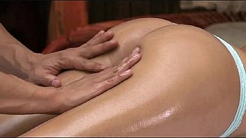 Orgasms Sensual oil massage