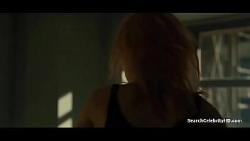 Mackenzie Davis Showing Tits in Blade Runner 2049