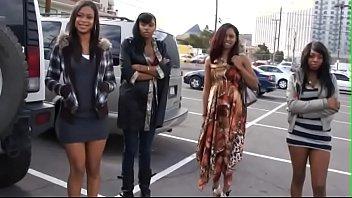 Tre sorte pige onsker at...