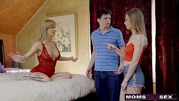Anya Olsen Gives MILF Cherie...