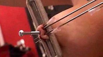 Criticising needle torture sex