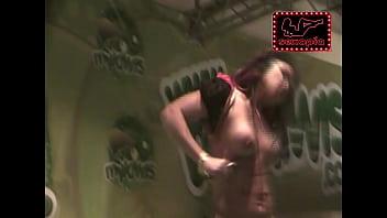 sara may en el festival erotico de alicante 2013