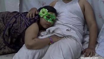 Plumpy Indian Aunty Velamma Giving Her Partner A POV Blowjob