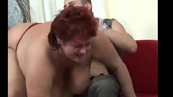 Girl masturbation with stick shift